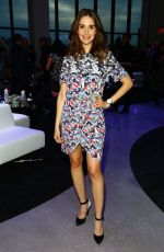 ALISON BRIE at IWC Schaffhausen for the Love of Cinema Gala at Tribeca Film Festival