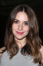 ALISON BRIE at Welcome to Me After Party in New York