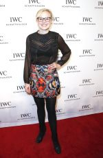 ALISON PILL at IWC Schaffhausen For the Love of Cinema Gala in New York