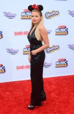 ALLI SIMPSON at 2015 Radio Disney Music Awards in Los Angeles