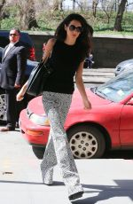 AMAL CLOONEY Out in New York