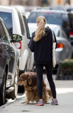 AMANDA SEYFRIED and Finn Out in New York