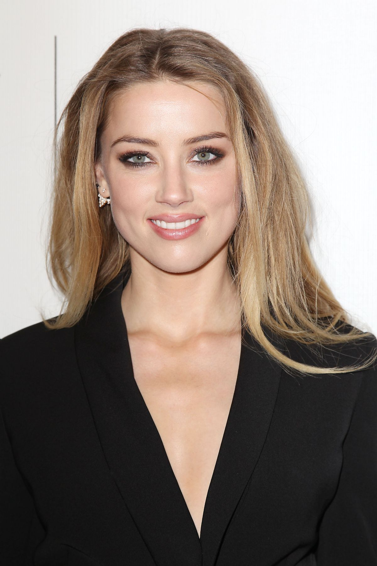 AMBER HEARD at The Add...