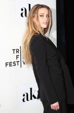 AMBER HEARD at The Adderall Diaries Premiere in New York