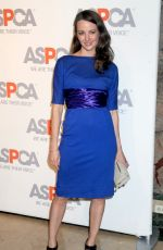 AMY ACKER at Aspca Hosts 18th Annual Bergh Ball in New York