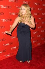 AMY SCHUMER at Time 100 Gala in New York