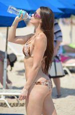 ANAIS ZANOTTI in Bikini on the Beach in Miami