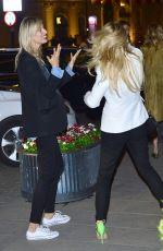 ANJA RUBIK and KAROLINA KURKOVA Out and About in Warsaw