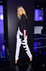 ANJA RUBIK on the Set of TVN Television Show Project Runway