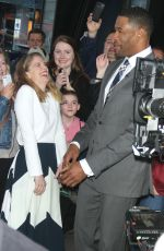 ANNA CHLUMSKY at Good Morning America in New York
