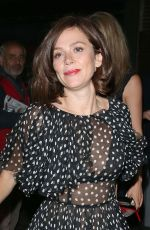 ANNA FRIEL at The Royal Opera House in London