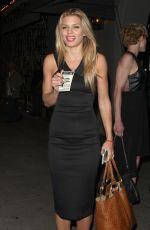 ANNALYNNE MCCORD Night Out in West Hollywood