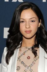 ANNET MAHENDRU at FX Bowling Party in New York