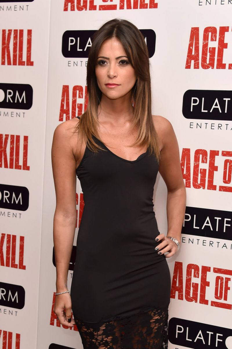 ANOUSKA MOND at Age of Kill Private Screening in London