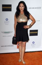 APOLLONIA KOTERO at 2015 Race to Erase MS Event in Century City