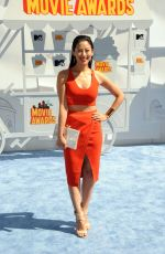 ARDEN CHO at 2015 MTV Movie Awards in Los Angeles