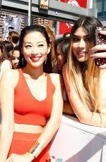 ARDEN CHO at 2015 MTV Movie Awards in Los Angeles