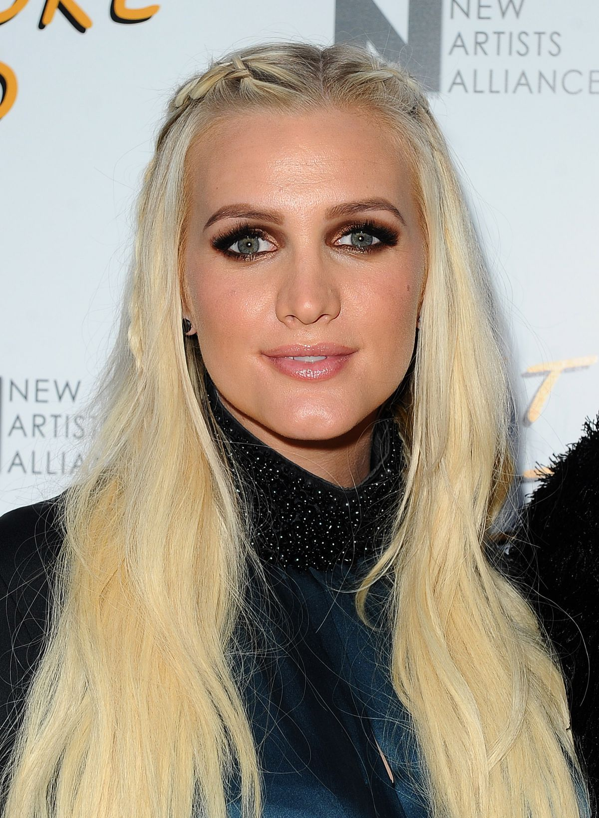 ASHLEE SIMPSON at Just Before I Go Premiere in Hollywood ... Ashlee Simpson
