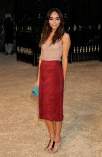 ASHLEY MADEKWE at Burberry London in Los Angeles Event in Los Angeles