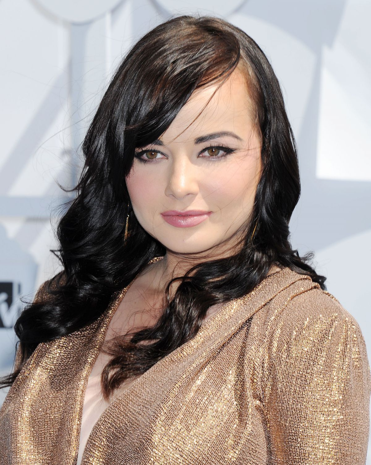 ASHLEY RICKARDS at 2015 MTV Movie Awards in Los Angeles