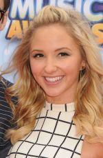 AUDREY WHITBY at 2015 Radio Disney Music Awards in Los Angeles