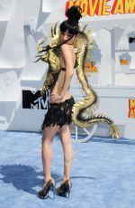 BAI LING at 2015 MTV Movie Awards in Los Angeles