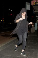 BARBARA PALVIN Out and About in Sydney