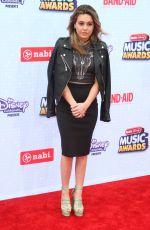 BEATRICE MILLER at 2015 Radio Disney Music Awards in Los Angeles
