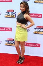 BECKY G at 2015 Radio Disney Music Awards in Los Angeles
