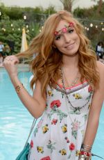 BELLA THORNE at Official H&M Loves Coachella Party in Palm Springs
