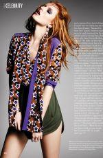 BELLA THORNE in Elle Magazine, Canada May 2015 Issue