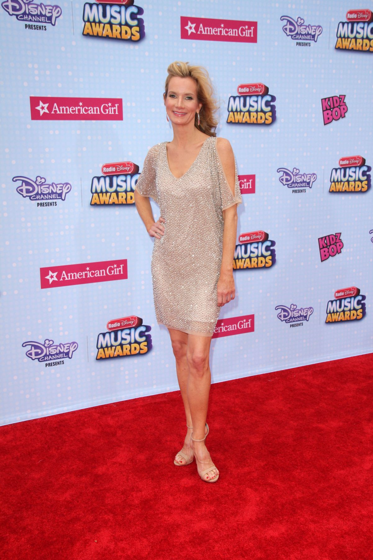 BETH LITTLEFORD at 2015 Radio Disney Music Awards in Los Angeles