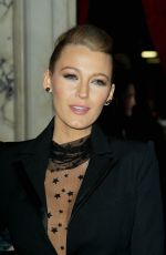 BLAKE LIVELY at Age of Adaline Premiere After Party in New York