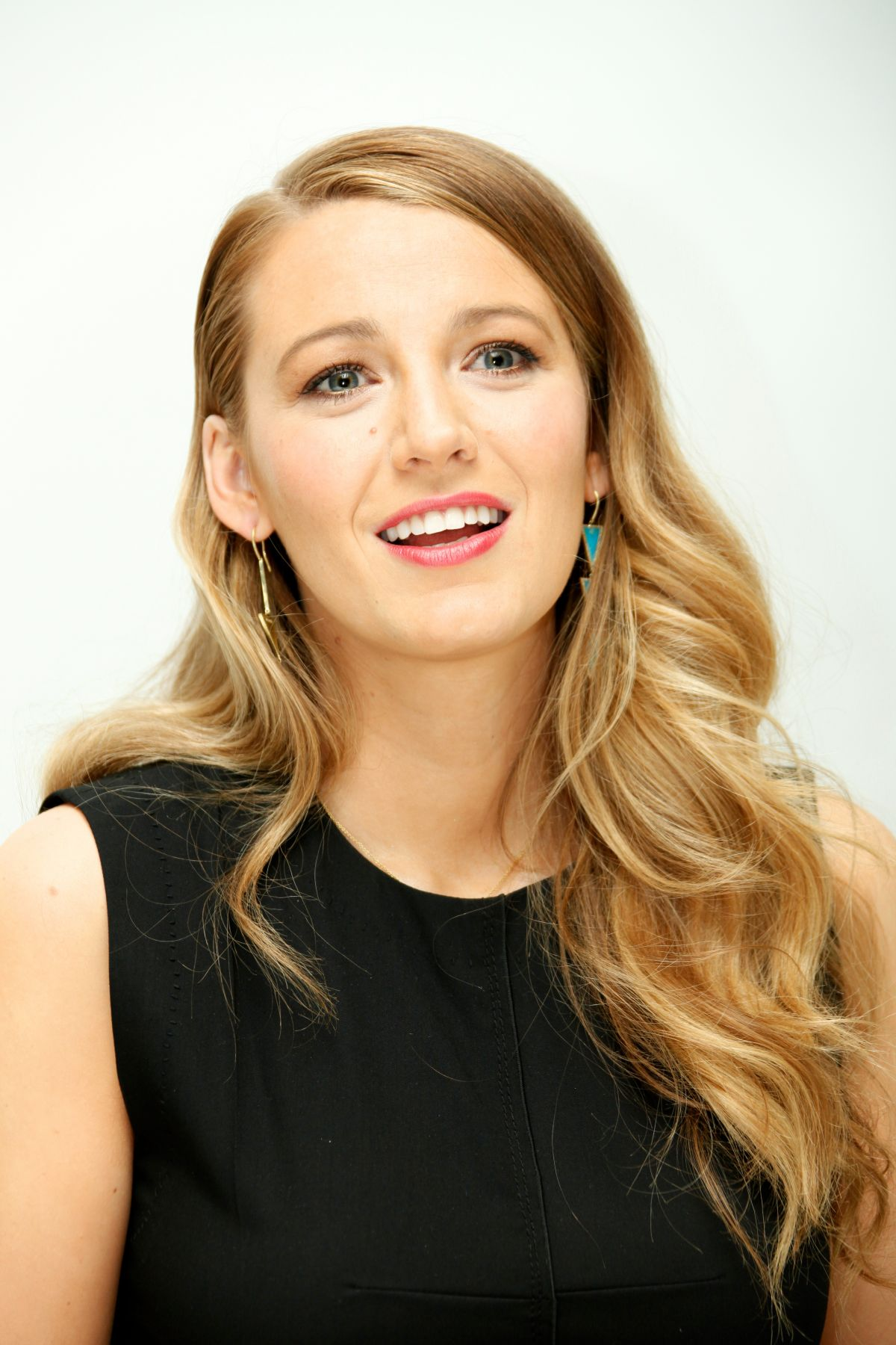 BLAKE LIVELY at Age of...