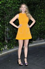 BLAKE LIVELY at Age of Adaline Press Sgoot in Los Angeles