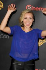 BREANNE PARHIALA at 2015 Cinemacon in Las Vegas