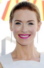 BRIDGET REGAN at 2015 MTV Movie Awards in Los Angeles