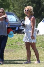 BRITNEY SPEARS Out and About in Calabasas