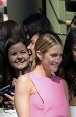 BRITTANY SNOW at 2015 MTV Movie Awards in Los Angeles