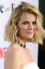 BROOKLYN DECKER at Grace and Frankie Premiere in Los Angeles