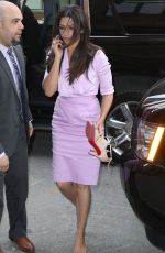 CAMILLA ALVES Out and About in New York