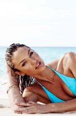 CANDICE SWANEPOEL - Paola + Murray Swimwear 2015 Collection