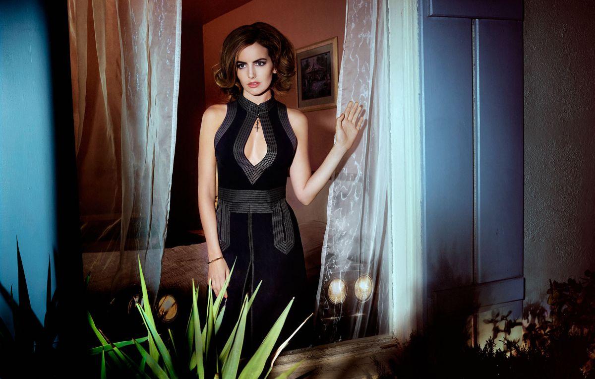 CAMILLA BELLE in Harper's Bazaar Magazine, Singapore April ...