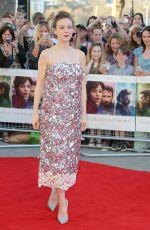 CAREY MULLIGAN at Far From the Madding Crowd Premiere in London