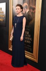 CAREY MULLIGAN at Far From the Madding Crowd Screening in New York