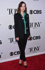 CAREY MULLIGAN at Tony Awards Meet the Nominees Press Reception in New York