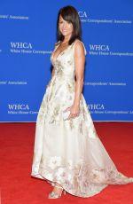 CARLA GUGINO at White House Correspondents Association Dinner in Washington
