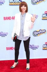 CARLY RAE JEPSEN at 2015 Radio Disney Music Awards in Los Angeles