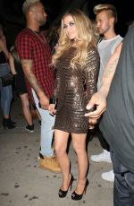 CARMEN ELECTRA Arrives at Hooray Henry