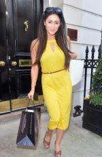 CASEY BATCHELOR at CosMedocs in London